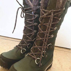BearPaw Waterproof Boots